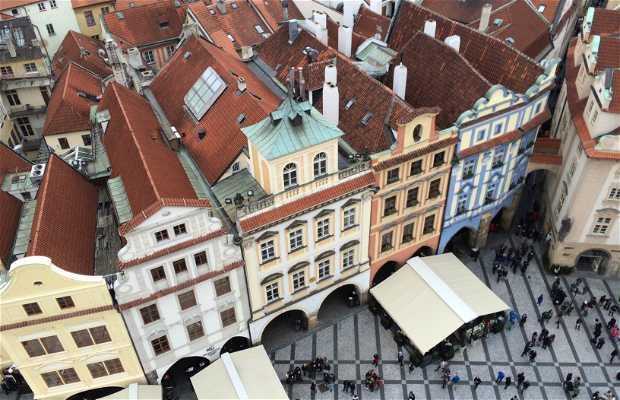 Staré Město - Ciudad Vieja