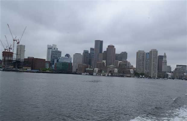 Navegar por la Bahía de Boston y sus islas