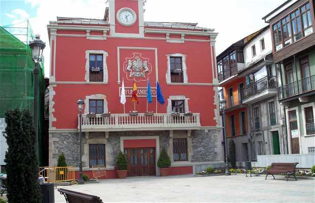 Hôtel de ville de Navia
