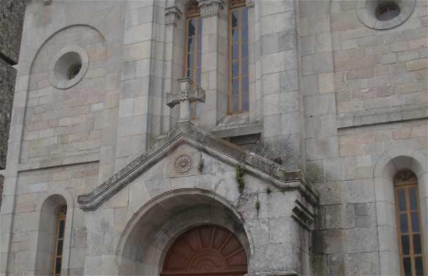 Eglise Santa Mariña de Sarria