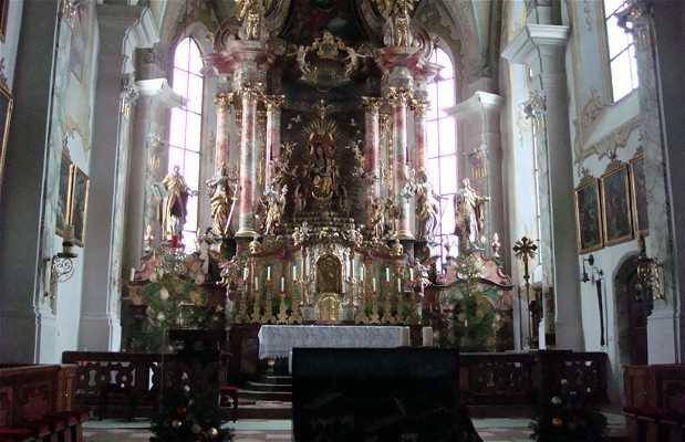 Iglesia de Maria Alm