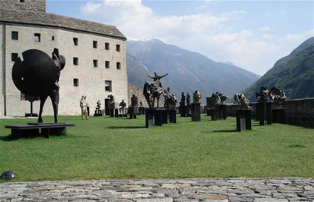 Château de Bellinzona