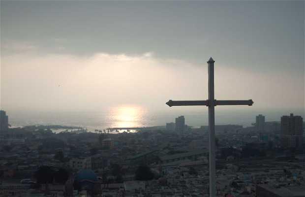 Graveyard of Antofagasta
