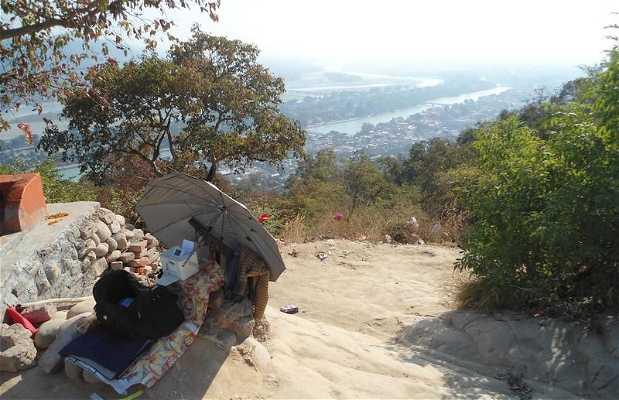 Vista desde Mansa Devi
