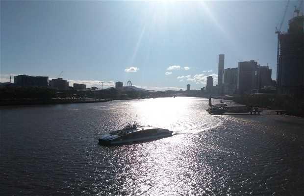 Río Brisbane