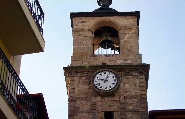 Torre dell'orologio a Ponferrada