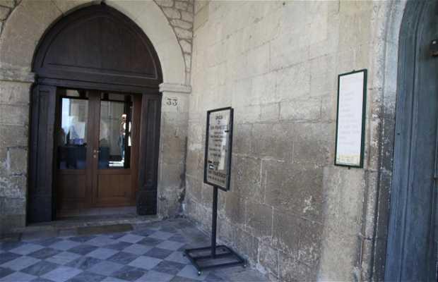 Museo de San Francisco