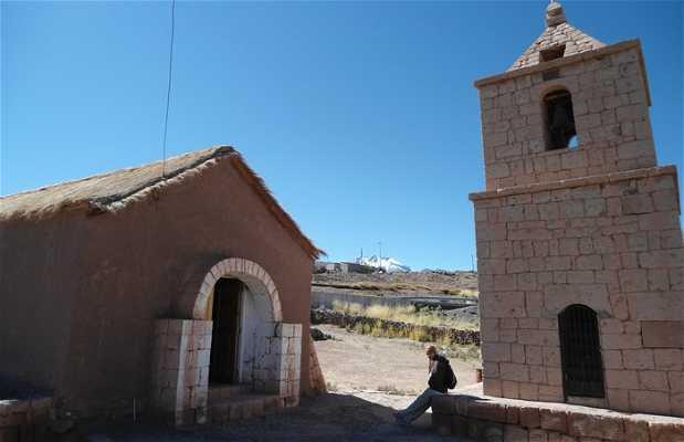 Vieja iglesia Socaire