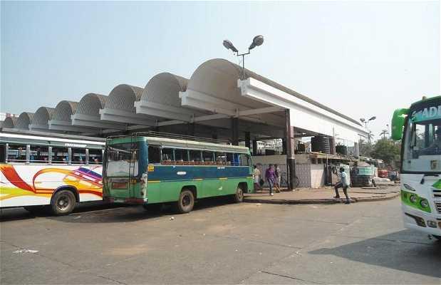 La nouvelle gare routière de Calicut