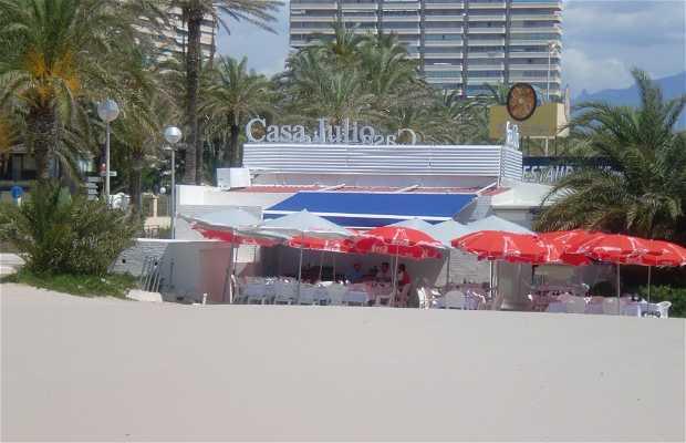 Restaurante casa julio en alicante 4 opiniones y 4 fotos for Casa domingo alicante