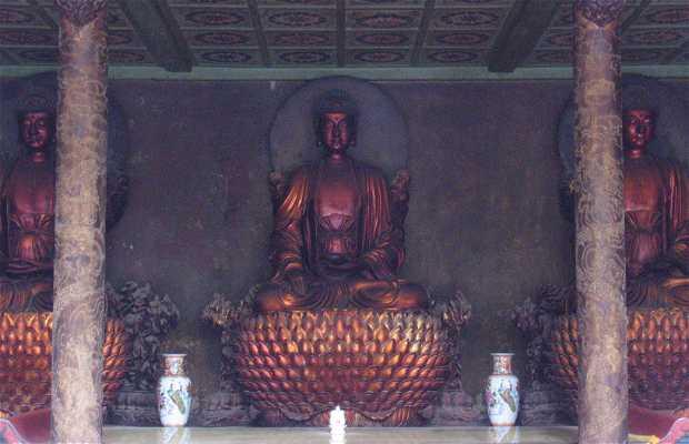 Templo del Caballo Blanco