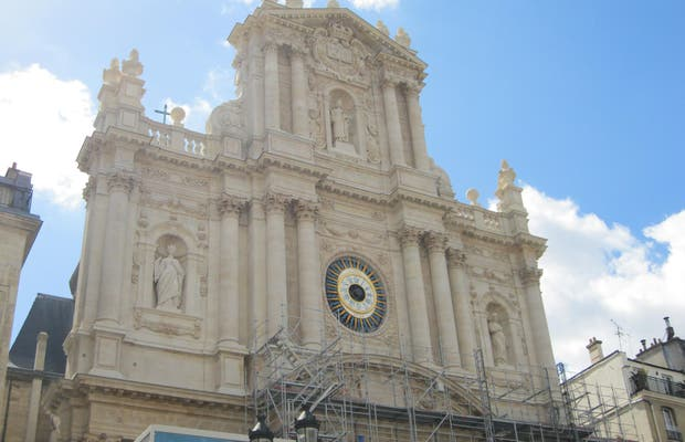 Église Saint-Paul Saint-Louis