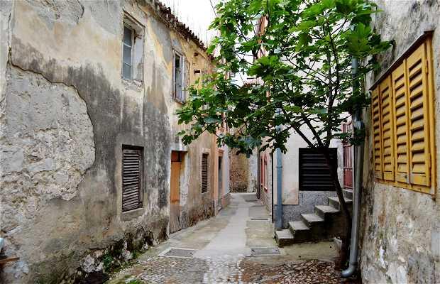 Centro storico antico