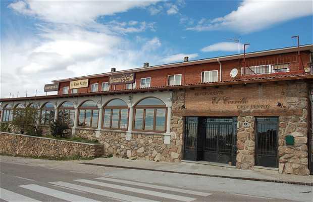 Restaurant El Cerrillo (Casa Santos)