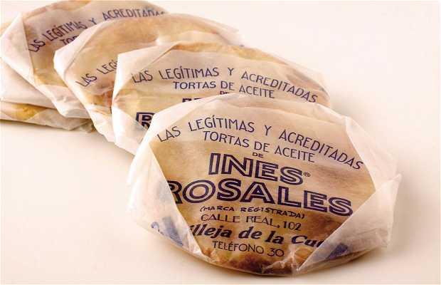 Tortas de Aceite Inés Rosales