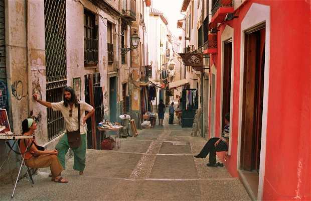 Rua das Casas de chá