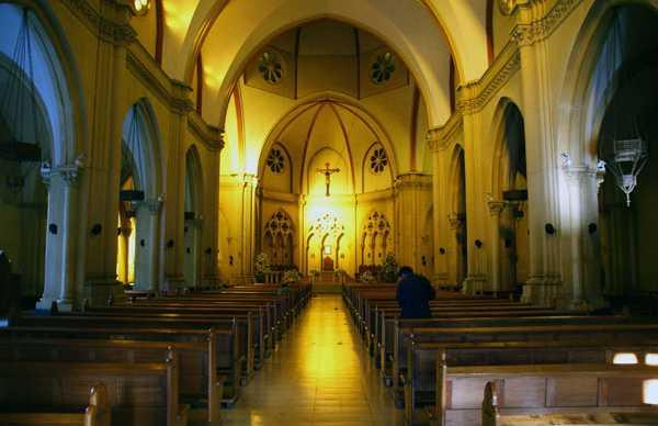Cathédrale de Valparaiso