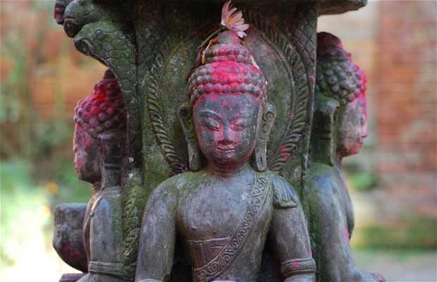 Centro Historico de Bhaktapur