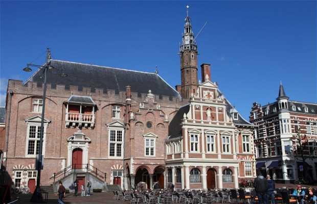Stadhuis d'Haarlem