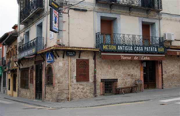 Restaurante Antigua Casa Patata