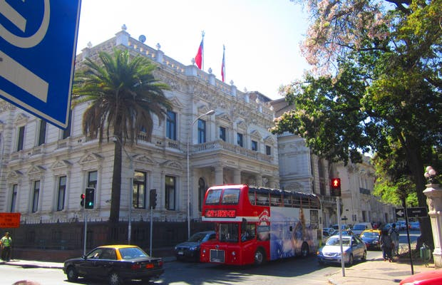 Academia diplomatica de Chile