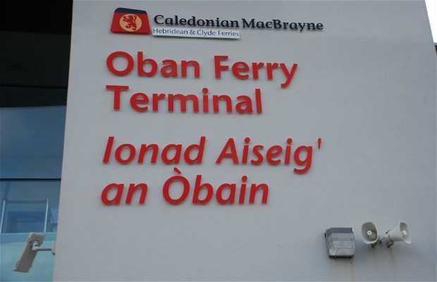 Terminal Ferry Oban