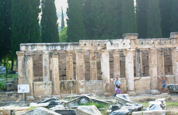Via Colonnaded