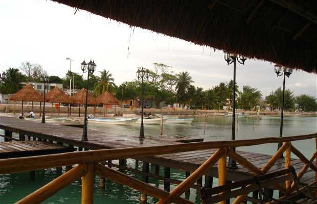 Isola Aguada in Messico