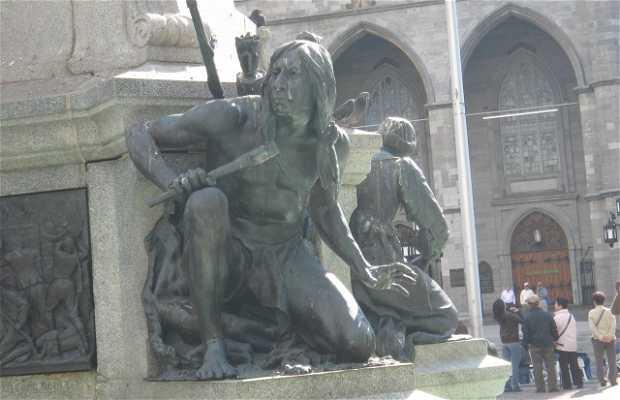 Monumento a Maisonneuve