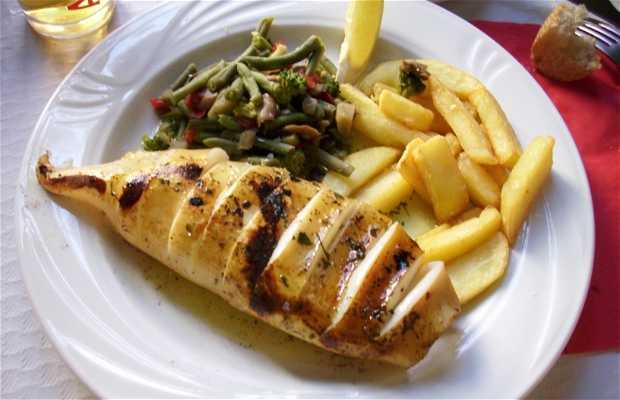 Restaurante Malva Seixanta-ú