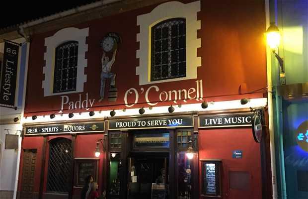 Paddy O'Connell Denia