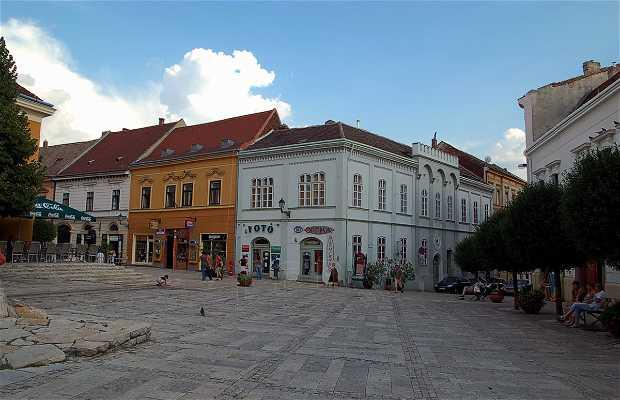 Ferencesek Utca