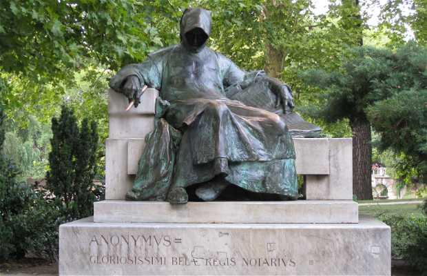 Estatua de Anónimo
