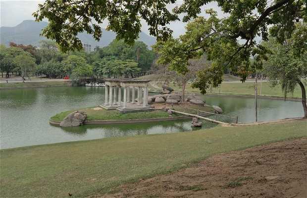 Lago da Quinta da Boa Vista
