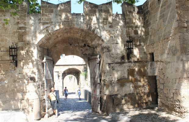 Portões de Rodes