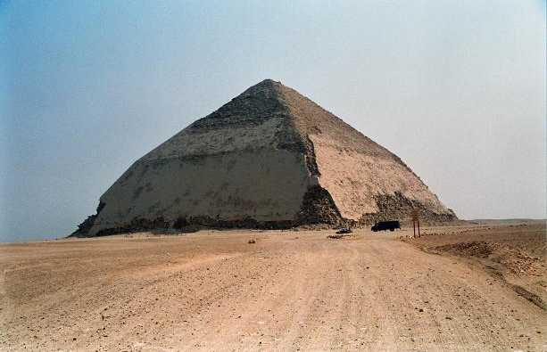 Pirámide Romboidal