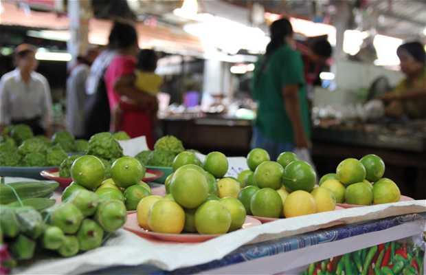 Mercado de Old Sukhothai