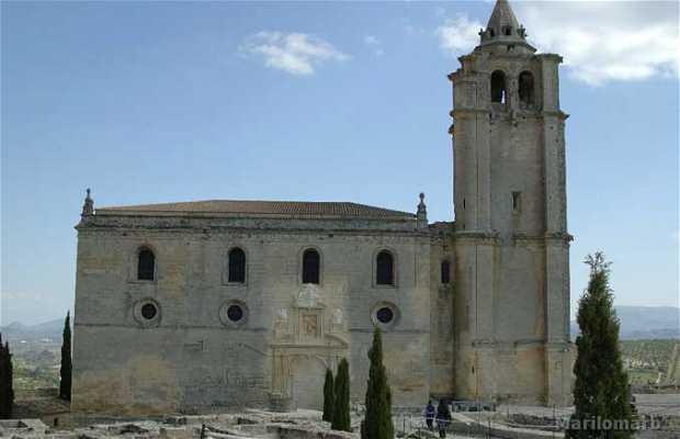 Iglesia mayor abacial (Iglesia de Santa María)