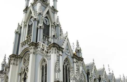 Catedral Gótica de Cali