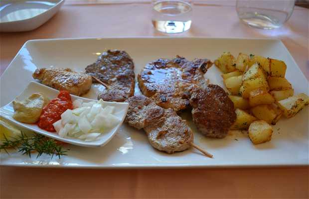 Restaurante Topli Val