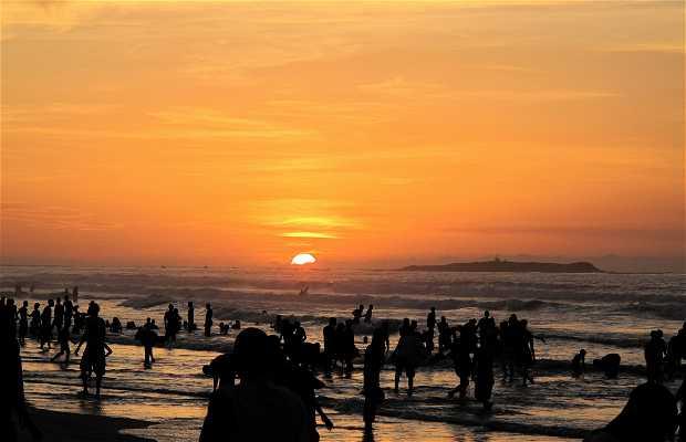 Yoff Beach