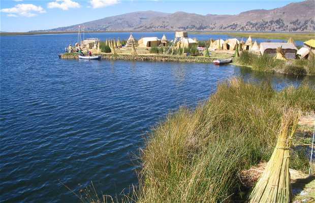 Pueblos Uros de Titicaca
