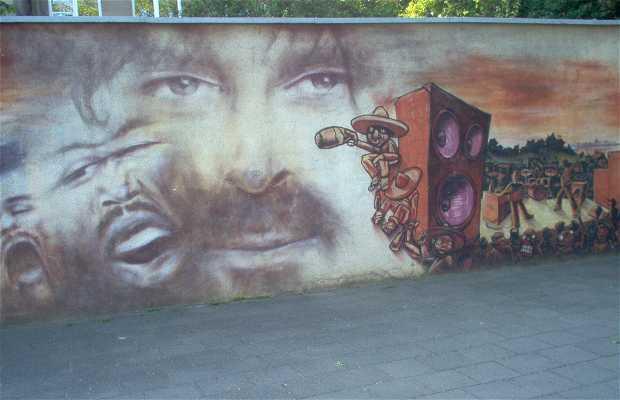 Monumento a Frank Zappa