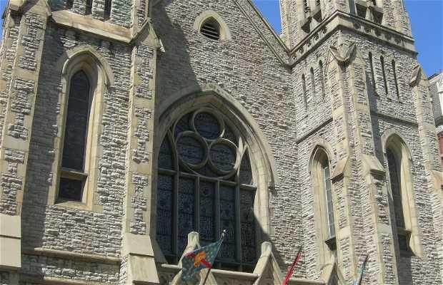 Covenant First Presbyterian Church di Cincinnati