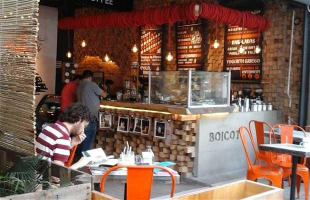 Boicot Café