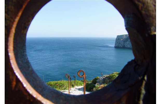 Beliche Cliffs