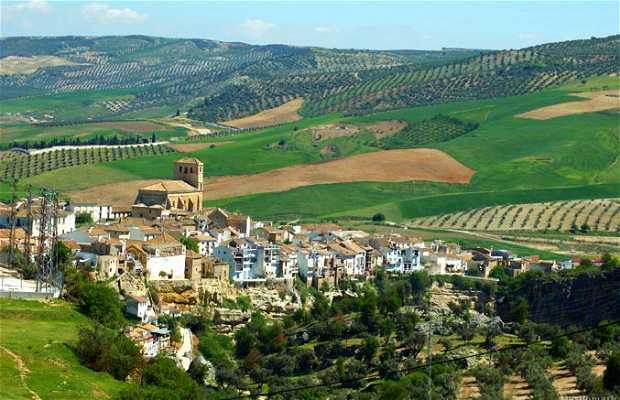 Mirador de Alhama de Granada