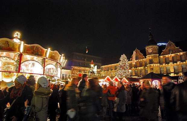 Mercado de natal de Düsseldorf