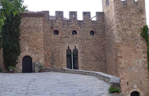 Castillo de Montsonís