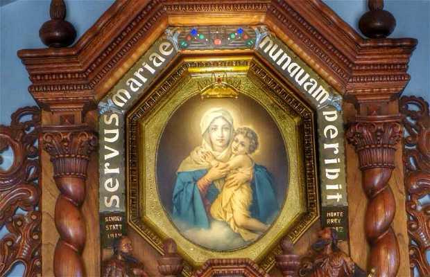 Capilla de la Virgen de Schoenstatt